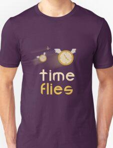 Time Flies shirt  Unisex T-Shirt