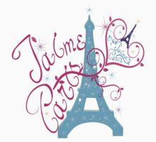 T'aime Paris Love Paris Kids Clothes