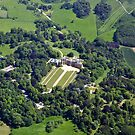 Waddesdon Manor Buckinghamshire by John Maxwell