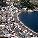 Llandudno Aerial shot by John Maxwell