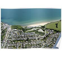 Benllech Anglesey  Poster