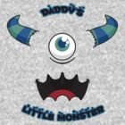 Daddys Little Monster Boy by RebelCollective
