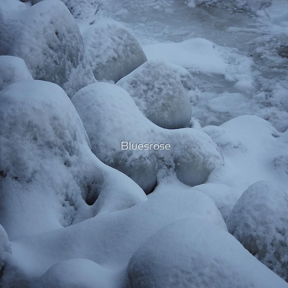 Icy seaside. II by Bluesrose