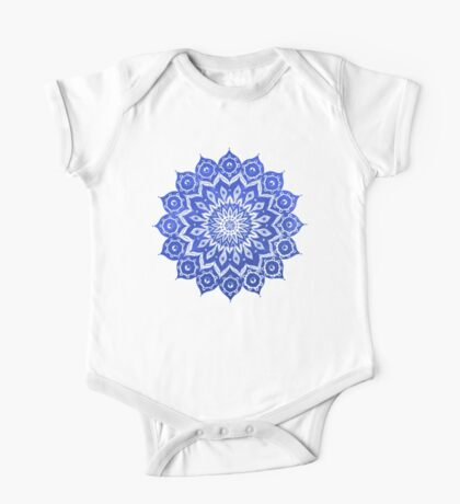 okshirahm sky mandala One Piece - Short Sleeve