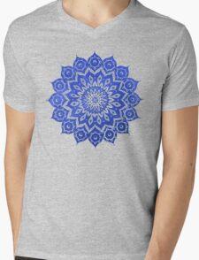 okshirahm sky mandala Mens V-Neck T-Shirt