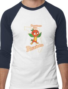 Greetings from Florida Men's Baseball ¾ T-Shirt