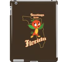 Greetings from Florida iPad Case/Skin
