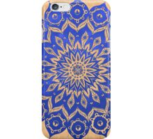 okshirahm sky mandala iPhone Case/Skin