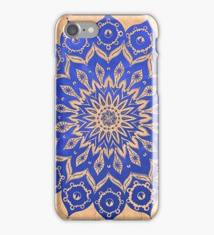 okshirahm sky mandala iPhone Case/Skin
