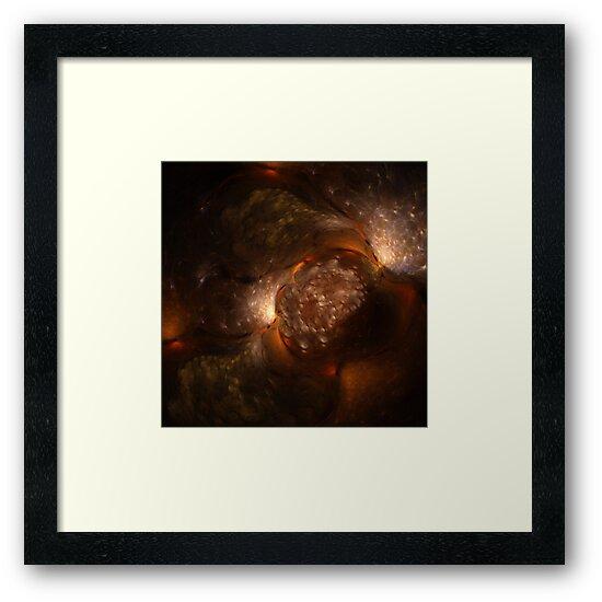 Creation of Stars by Benedikt Amrhein