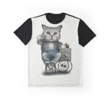 ICE CREAM SELLER Graphic T-Shirt