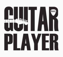 Guitar Player by Larissa Redeker