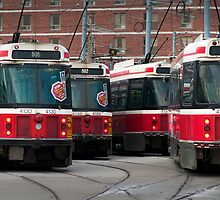 Streetcars Confab by Gary Chapple