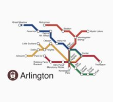Arlington by Rajiv Ramaiah