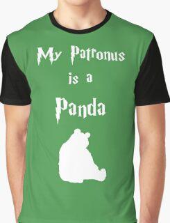 My Patronus is a Panda Graphic T-Shirt
