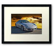 2007 Porsche 911 Framed Print