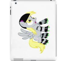 Roller Derpy  iPad Case/Skin