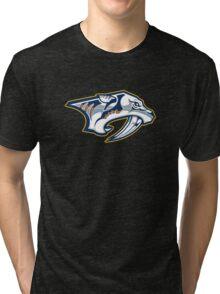 nashville predators Tri-blend T-Shirt
