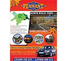CEIR - PENNANT - CARS Flyer Photographic Print