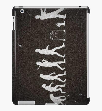 Zombie Evolution iPad Case/Skin