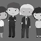 The Original Squad by Zoe Kierce
