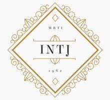 INTJ Ornamental Insignia (light) One Piece - Long Sleeve
