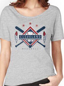 Cleveland Baseball Women's Relaxed Fit T-Shirt