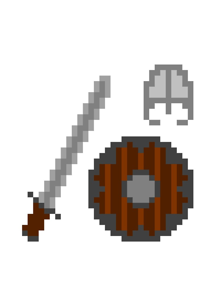 Medieval 8-bit by lookaquarter
