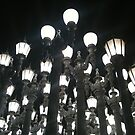 LACMA Night Lights by SunShineInMySky