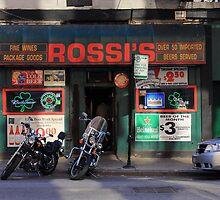 Chicago Tavern by Frank Romeo