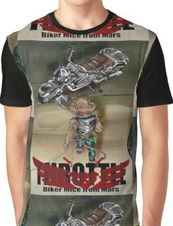 Throttle Graphic T-Shirt