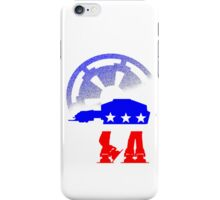 Empire Rising (white case) iPhone Case/Skin