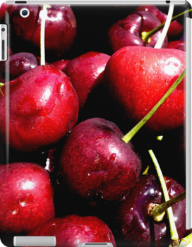 Cherries (available in ipad) by Jess Meacham