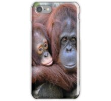 You'll always be my baby iPhone Case/Skin