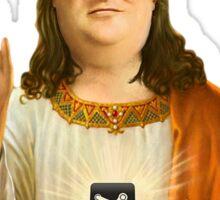 Prayse Lord Gaben Sticker