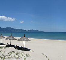 China Beach by IslandImages