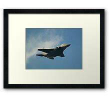 USAF F-15E Strike Eagle Framed Print