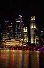Singapore: One Fullerton & Esplanade Drive by Kasia-D