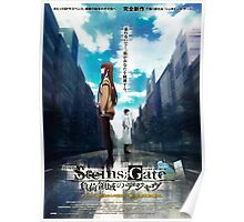 Steins;Gate Film (3200p) Poster