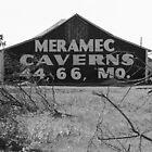 Route 66 - Meramec Caverns Barn by Frank Romeo