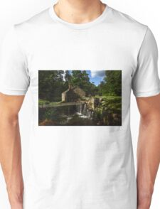 Canal house at Waterloo Village Unisex T-Shirt