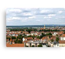 Bamberg Canvas Print