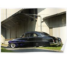 Mercury Sedan 1951 Top Chop #5 Poster