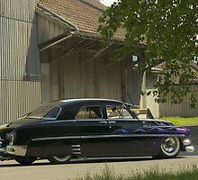 Mercury Sedan 1951 Top Chop #6 by Stefan Bau