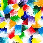 PAINTED STROKES by RainbowArt