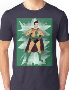Golden Flame Unisex T-Shirt