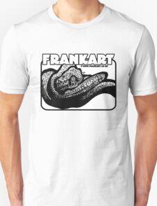 Light Snake T-Shirt by Frank Louis Allen Unisex T-Shirt
