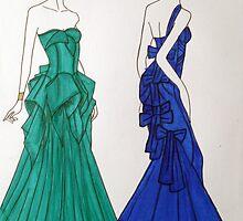 Fashion Illustration 2 by jeaster2706