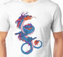 Eastern Dragon Doodle Unisex T-Shirt