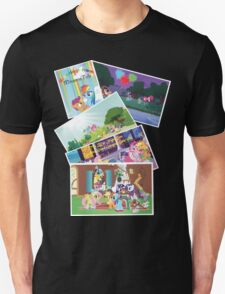 Memories from Ponyville  Unisex T-Shirt